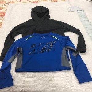 Nike Long Sleeve T-shirts (Set of 2)